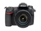 Nikon D500 full width top part style