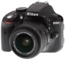 Nikon D3300 example