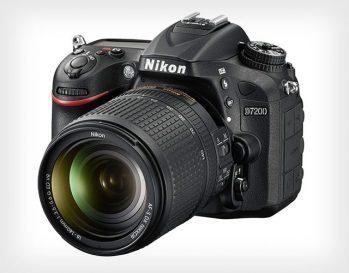 Nikon D7200 automatic post layout